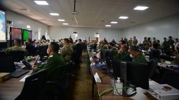 Учения African Lion 2021. Условный противник с российским вооружением