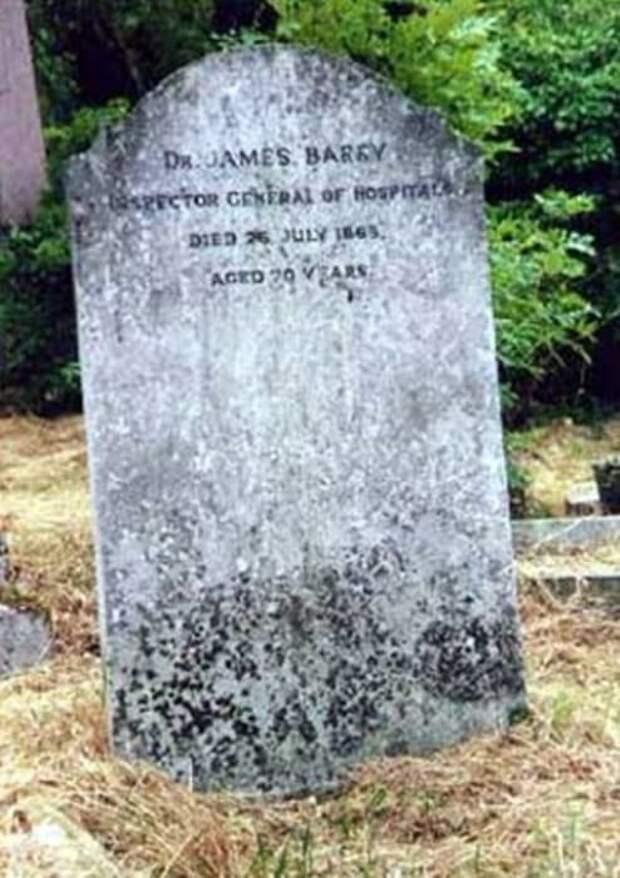 Как женщина всю жизнь выдавала себя за мужчину — знаменитого хирурга Джеймса Бэрри