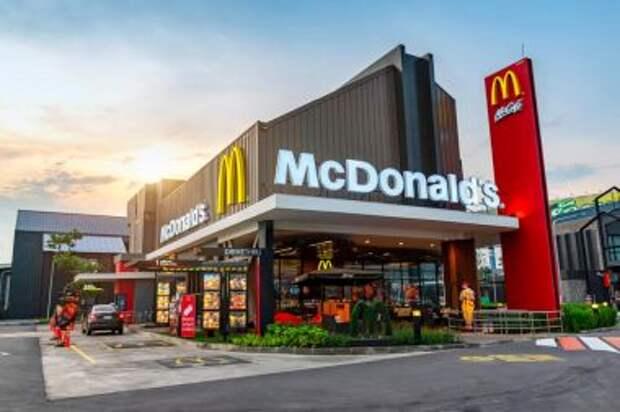 McDonald's нацелена на рост сопоставимых продаж