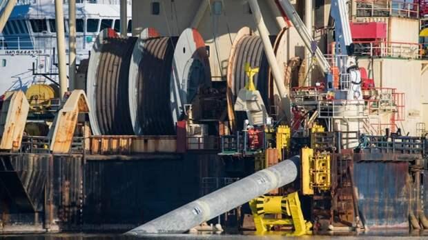 Необыкновенный маневр «Черского» обнажил внезапные проблемы «Северного потока-2»
