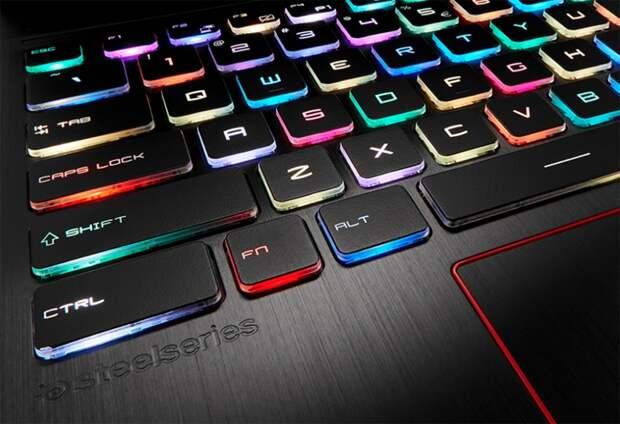 Ноутбуки MSI GE63VR и GE73VR Raider оснащены экраном с временем отклика 3 мс