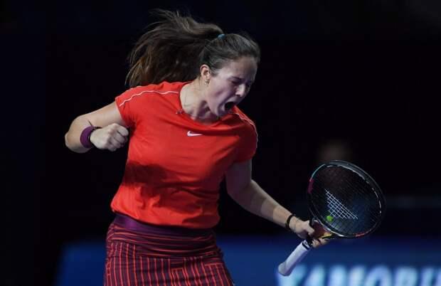 Касаткина и Павлюченкова сыграют друг с другом в 3-м круге турнира в Мельбурне