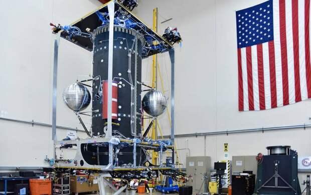 У NASA появится первый в мире спутник-заправщик