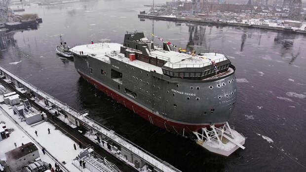 В США назвали российский корабль «самым уродливым в мире»