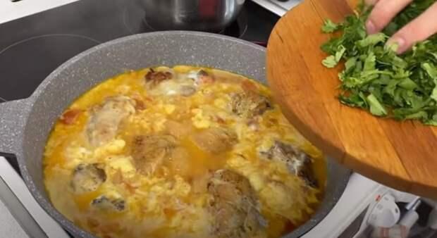 Так курицу мало кто готовит, а зря. Быстрый ужин без возни и заморочек всего за 30 минут