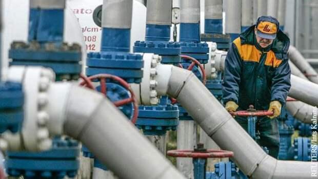 Рекордные цены на газ в Европе могут продержаться до весны