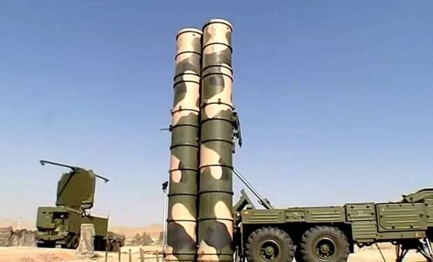 TAW: Молчание российских С-300 в Сирии играет против Ирана