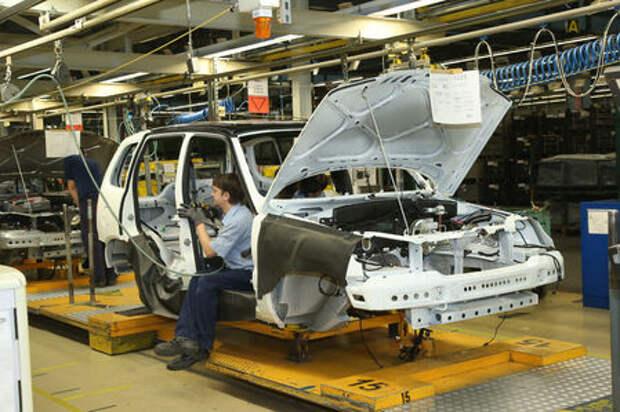 GM-АВТОВАЗ ушел в незапланированный простой