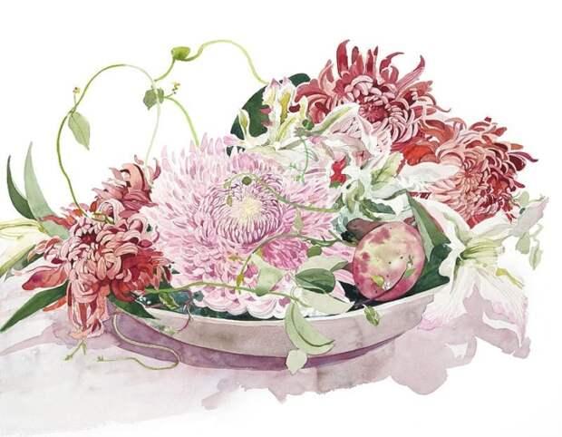 художник Аяко Тсуге (Ayako Tsuge) картины - 06