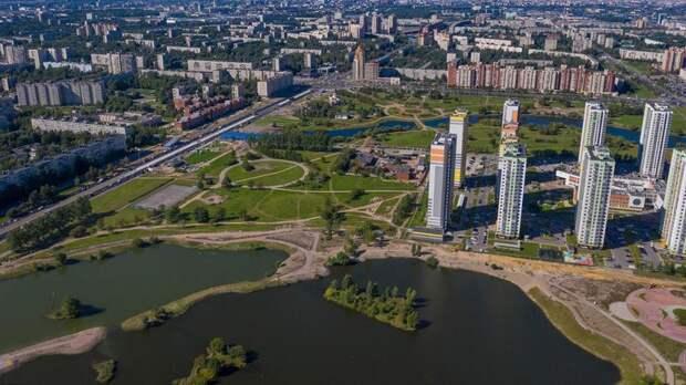 Первый этап благоустройства парка Героев-Пожарных завершится в 2022 году