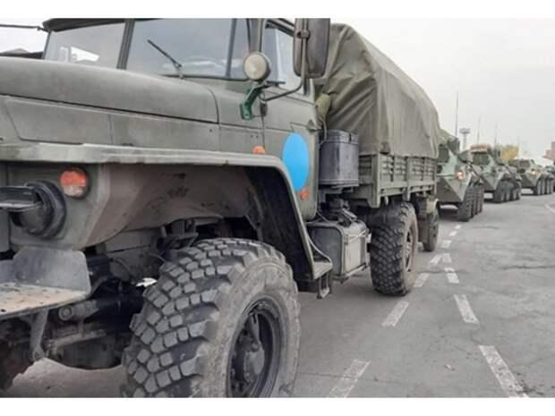 Нагорный Карабах: сложный геополитический вальс России с Турцией
