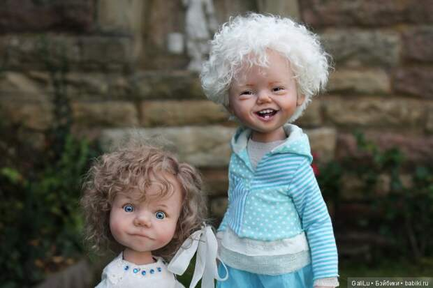 Чудесные куклы с добрыми глазами: для вдохновения 11