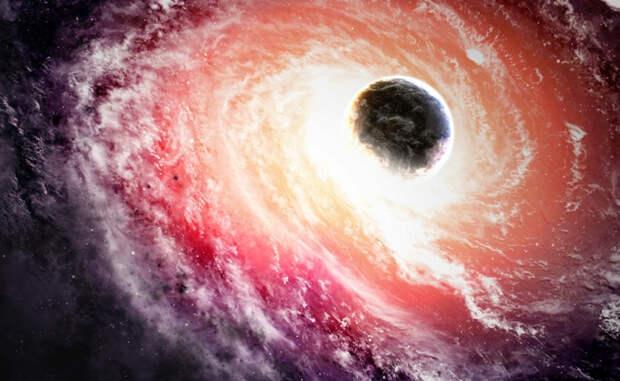 Источник энергии Самые смелые физики утверждают, что когда-нибудь человечество научится использовать черные дыры в качестве неиссякаемого источника энергии. Преобразование атомов в субатомные частицы и в самом деле выделяет в пятьдесят раз больше энергии, чем известный нам ядерный синтез.