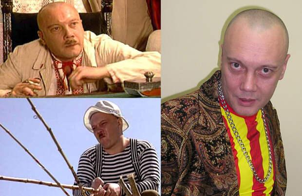 Владимир Комаров 90-е, tv, СССР, комик, маски шоу, сериал
