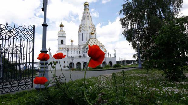 В Минске почтили память воинов, погибших в Крымской войне