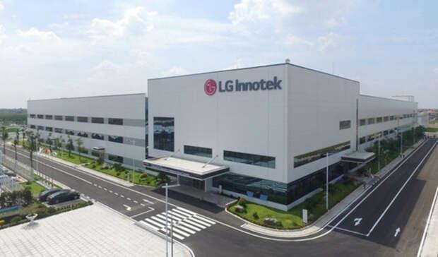 LG Innotek продаст патенты на технологии LEDи соответствующее оборудование в Китай