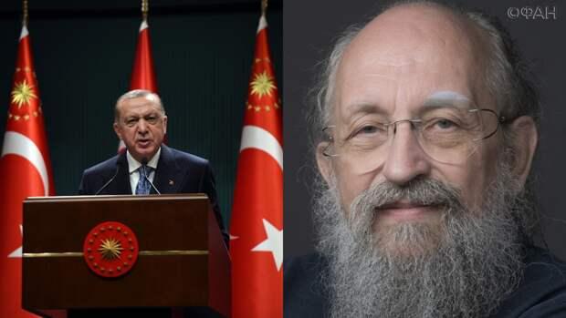 Вассерман отказал Эрдогану в моральном праве «проклинать» Австрию