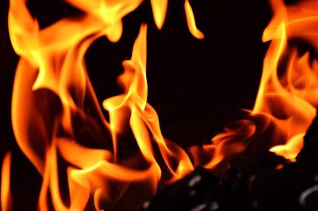 Пожар, Углерода, Древесный Уголь, Горячие, Угли