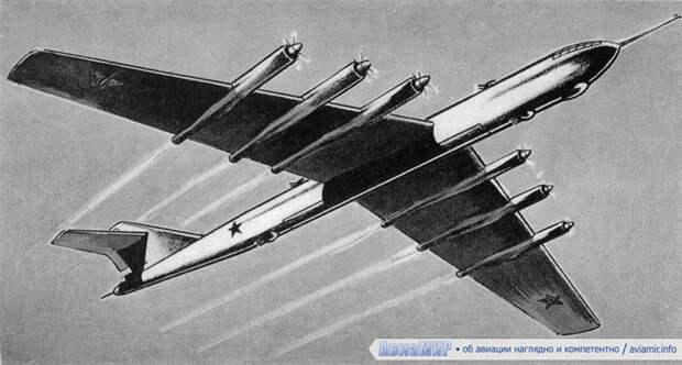 Ту-95. Начало биографии «медведя»
