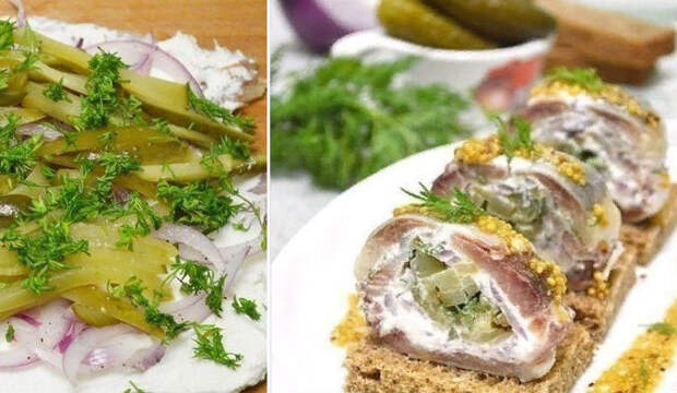 7 рецептов вкуснейших закусок и салатов на праздничный стол