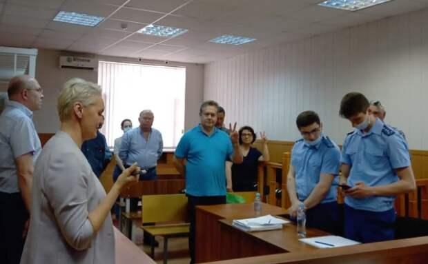 """""""Новый социалист"""" Платошкин получил условный срок"""