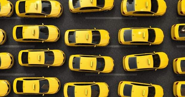 Российский оператор такси пожаловался в ФАС на китайского конкурента