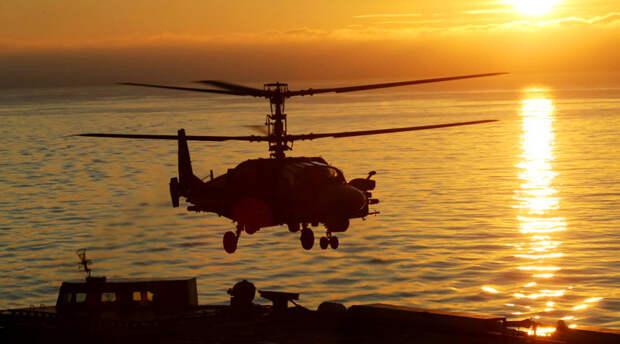 Боевой «Катран»: какими возможностями будет обладать новейший российский корабельный вертолёт