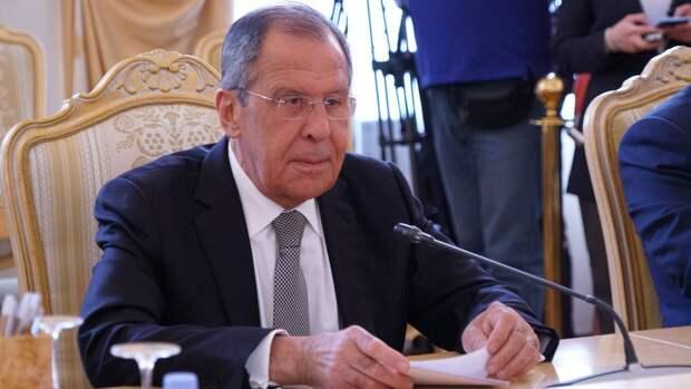Лавров рассказал о проблемах Евросоюза и Украины из-за неонацистов