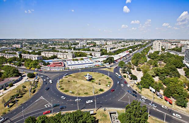 Какие симферопольские улицы лучше избегать в ближайшее время? (список)