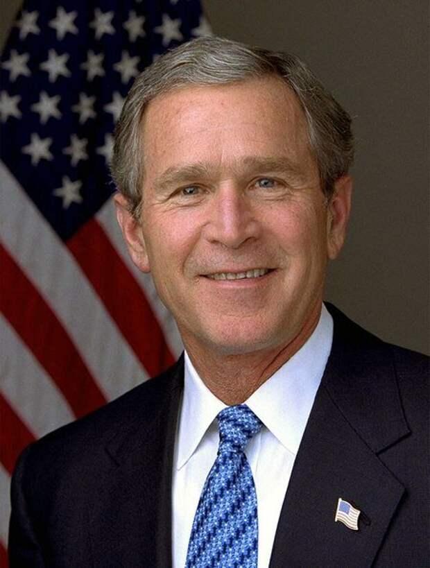 Джордж Буш сказал правду о странах, где прошли «цветные революции»