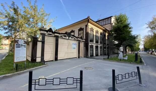 За23 миллиона продается объект культурного наследия наул.Дзержинского вТюмени