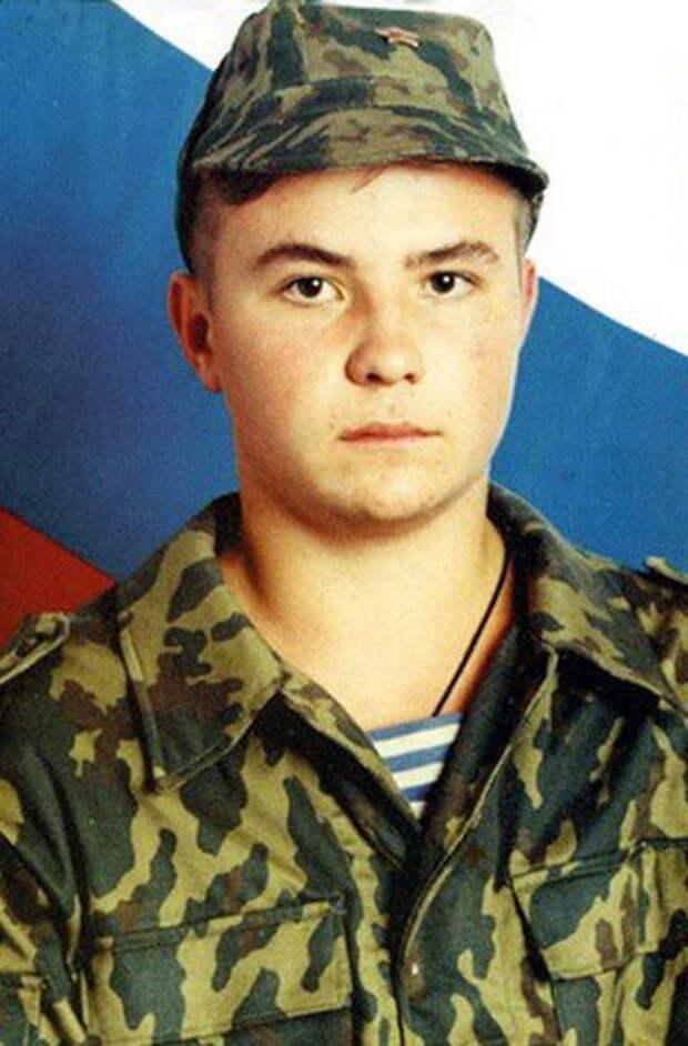 Герои первой чеченской войны