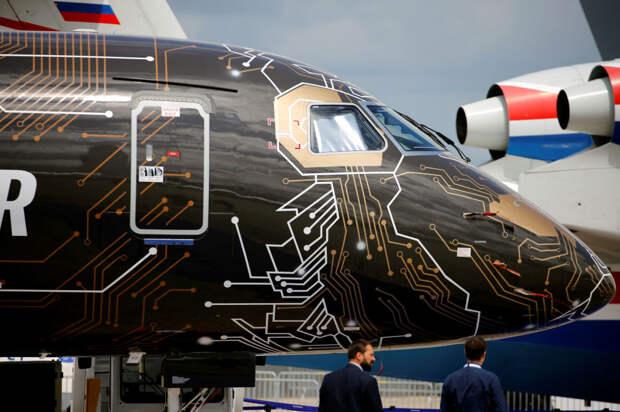 В Париже открылся авиасалон Le Bourget 2019