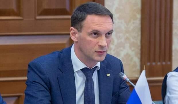 Замгубернатора Андрей Пантелеев координирует культуру – это его новая обязанность