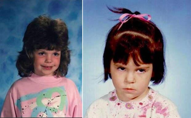 Парикмахеры из 80-х и 90-х знали, как заставить подростка комплексовать по поводу внешности