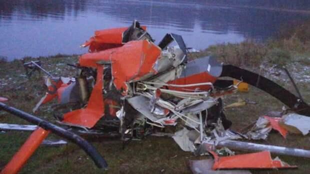 Пропавшие в результате крушения вертолета туристы оказались москвичами