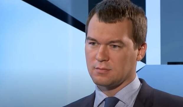Дегтярев сообщил об открытии новой детской поликлиники в Хабаровске