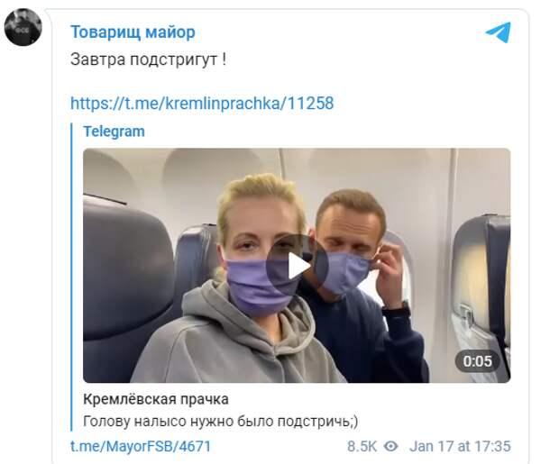 """Прощай, Навальный! Методичка """"слабая, но сильная жена"""" запущена"""