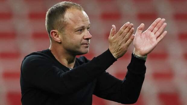 Парфенов останется главным тренером «Арсенала», других кандидатов в клубе не рассматривают