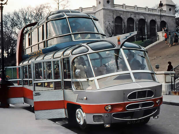 Как двухэтажные автобусы потерпели фиаско в Советском Союзе