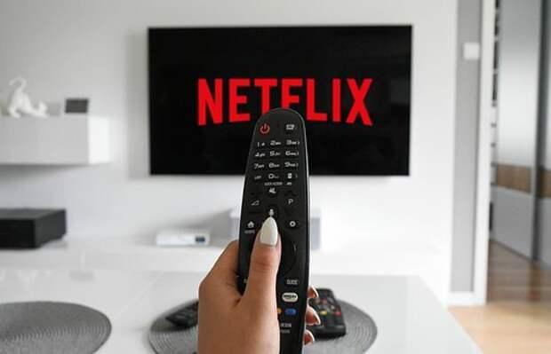 Телевизор, Удаленный, Главная, Netflix