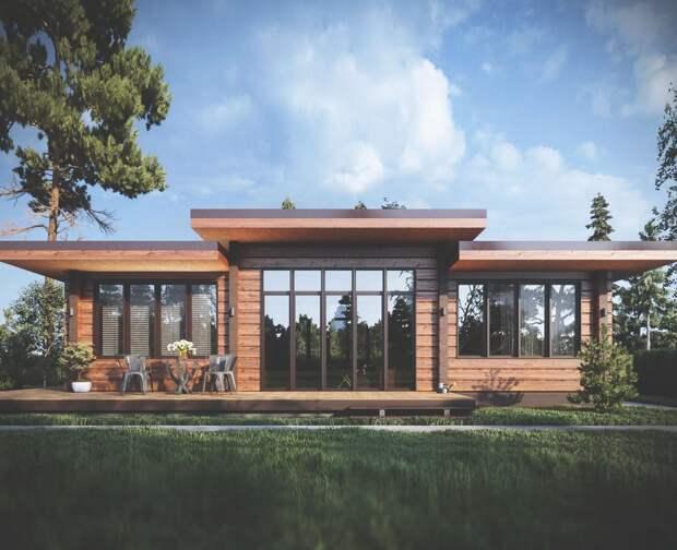 Ближе к природе: почему стоит задуматься о строительстве деревянного загородного дома