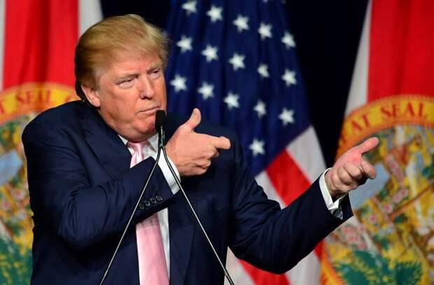 Штаты начнут выстраивать мир с позиции силы – Трамп