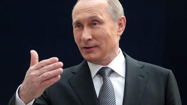 Поделись улыбкою своей: Топ-5 анекдотов про Путина