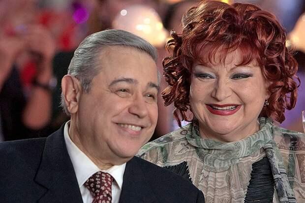 Елена Степаненко впервые рассказала, как Евгений Петросян объявил ей о разводе