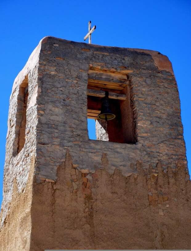 Церковь Сан-Эстебан в Акома