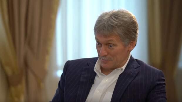 Песков уточнил, кому Путин адресовал предупреждение о красных линиях