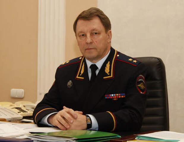 Глава ГИБДД Виктор Нилов освобожден от занимаемой должности