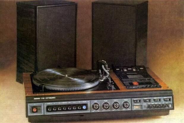 10 лучших Hi-Fi музыкальных центров из СССР