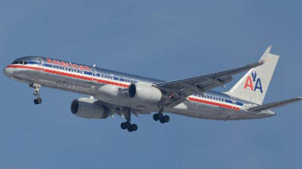 В США самолет экстренно приземлился из-за твита о бомбе